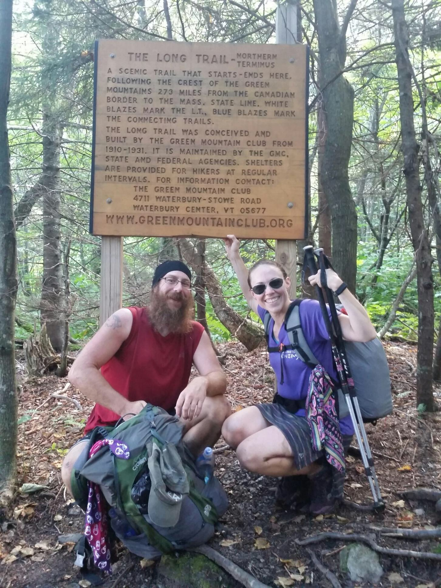 Another thru hike in the books!