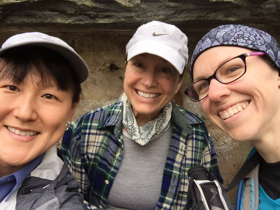 South Pole, Susan, and Me - obligatory selfie!