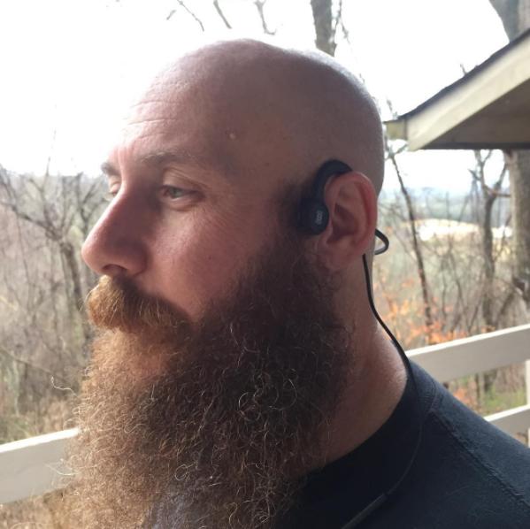 He makes headphones look good :)