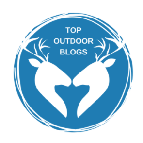 Listed as one of the Top 100 Outdoor Blogs by  The Smart Lad.
