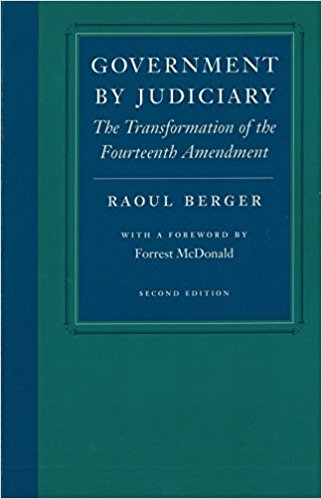 Government by Judicary - Berger.jpg