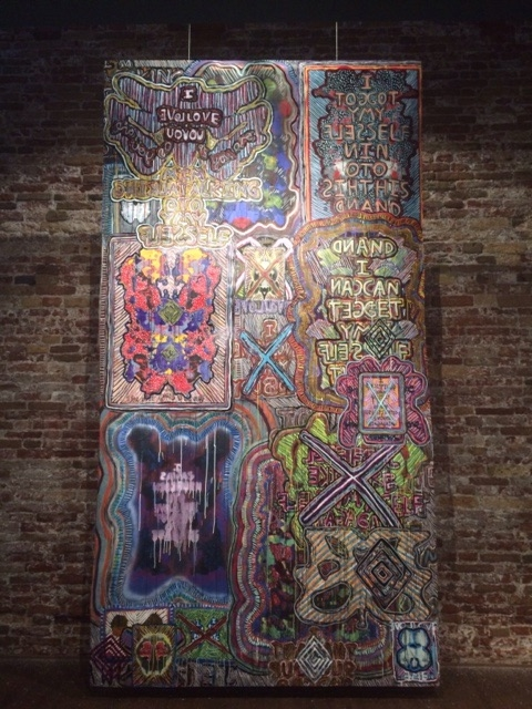 Century of the Self, by Alexandra Grant (2013)