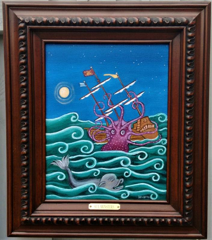 Sea Monsters c Kristin Helberg 2013.jpg