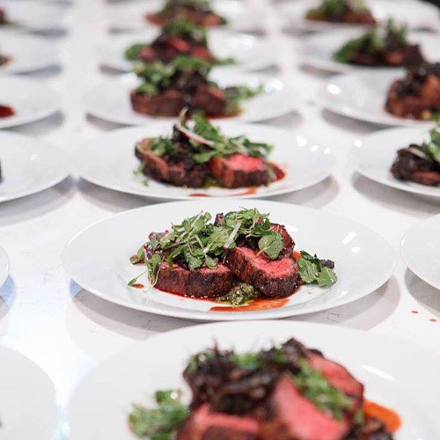 Just a few days away from the @allstarchefclassic - here are some shots from last years amazing event @mylalive - If you are a foodie you have to check out the amazing options they have! #ascc #foodie #losangeles #food #dtla #adventure
