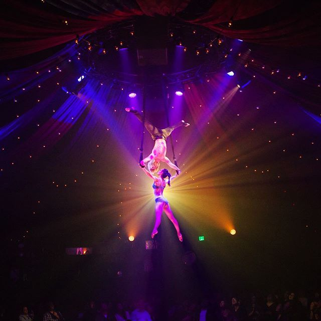 Loved photographing the #absinthela show @mylalive on preview night. Seriously one of the most entertaining, hilarious and mind blowing shows. That's what happens when you bring a Vegas show to LA. It's playing all month a grab a ticket - you can thank me later 😉. #absinthela #lalive #hilarious