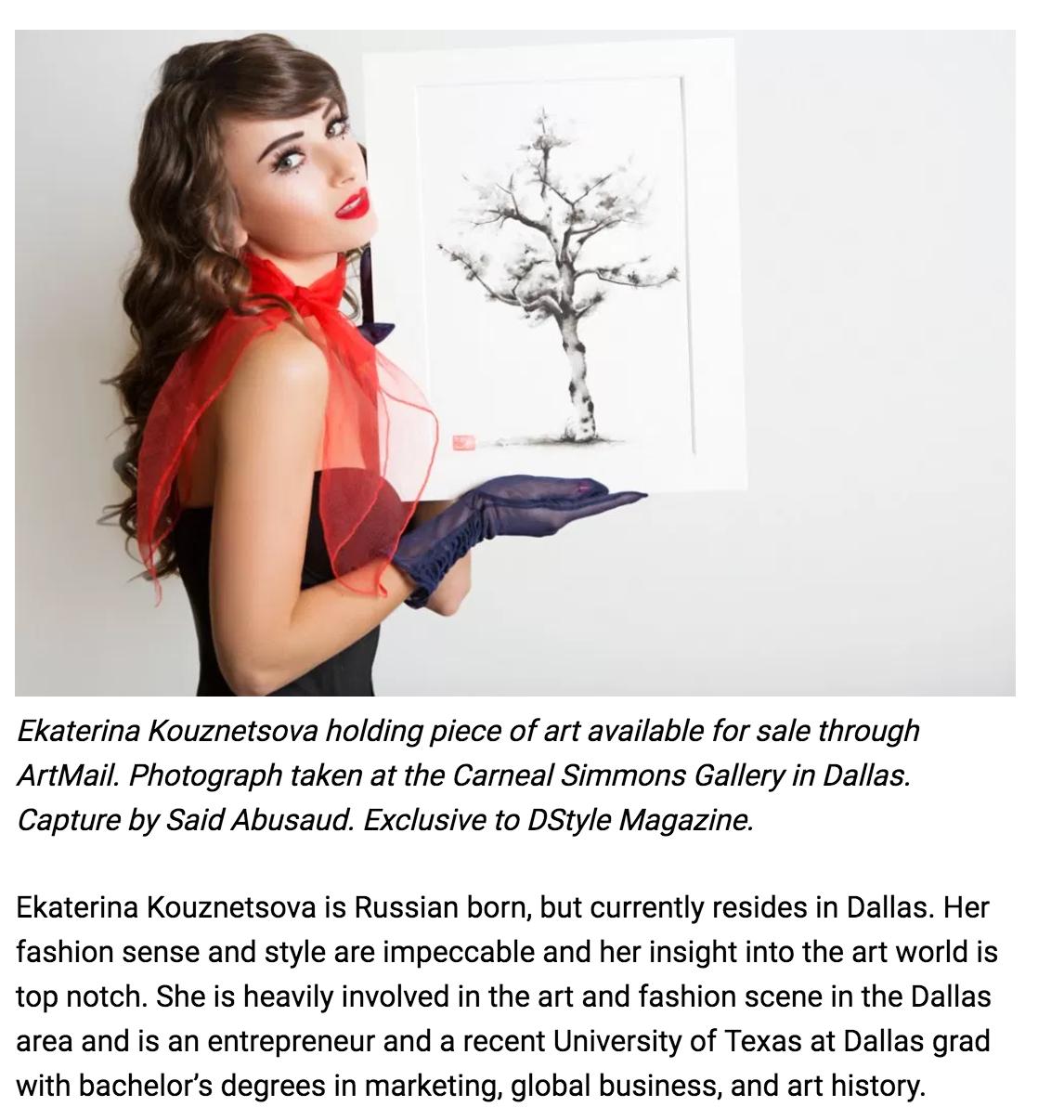 D Style Magazine, August 2017