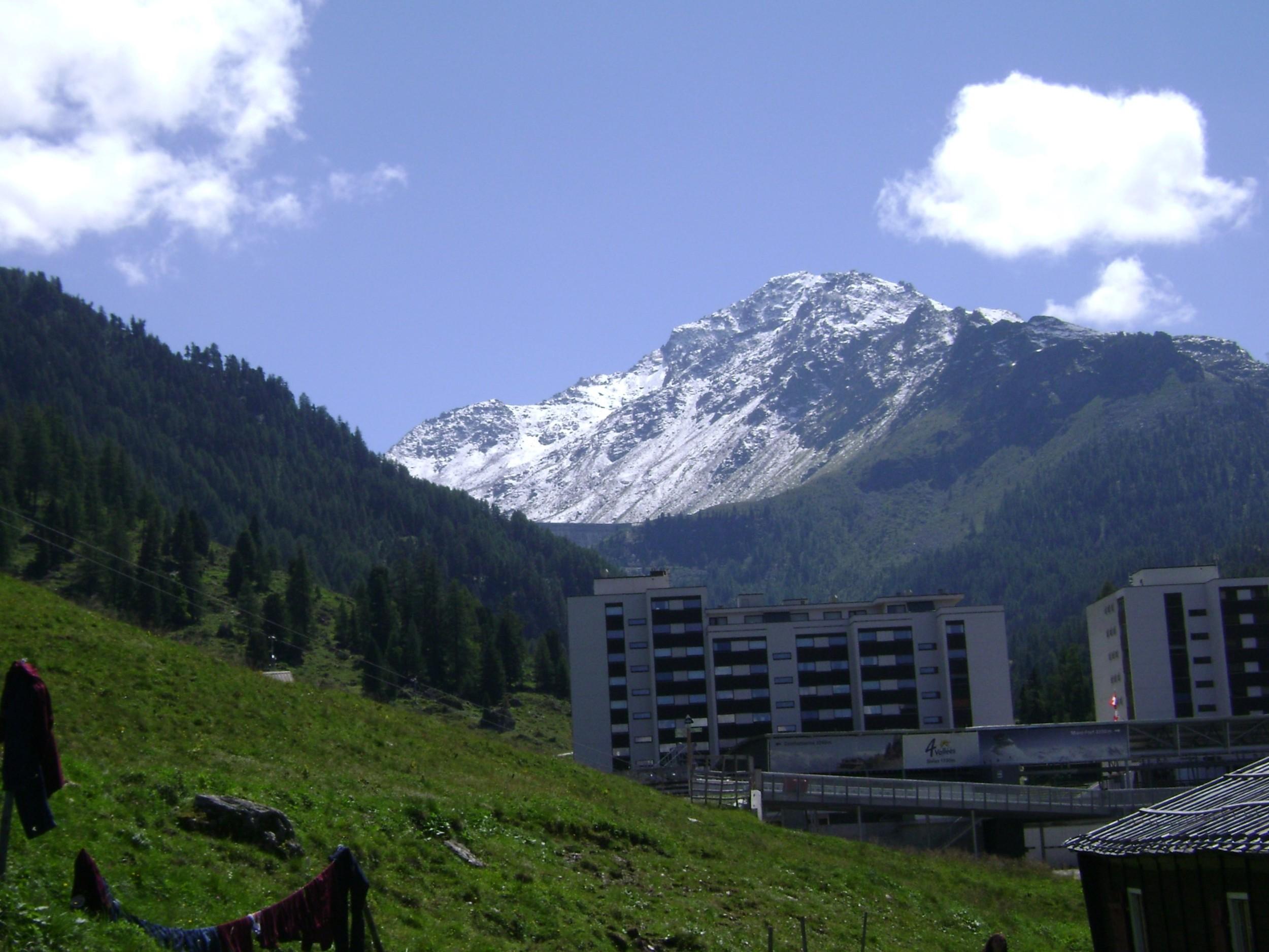 I went to Switzerland too!
