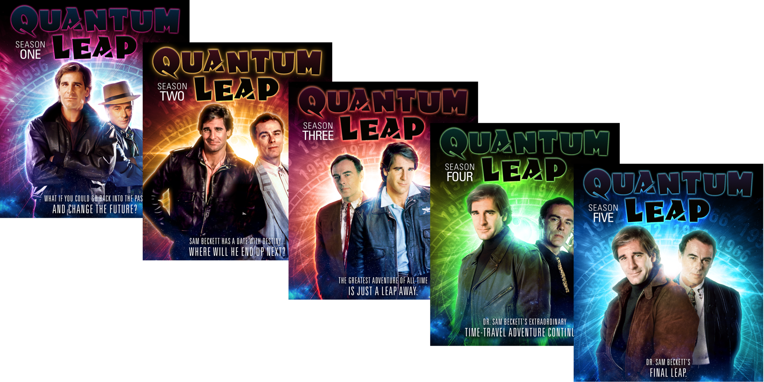 Quantum Leap (Interior Covers)