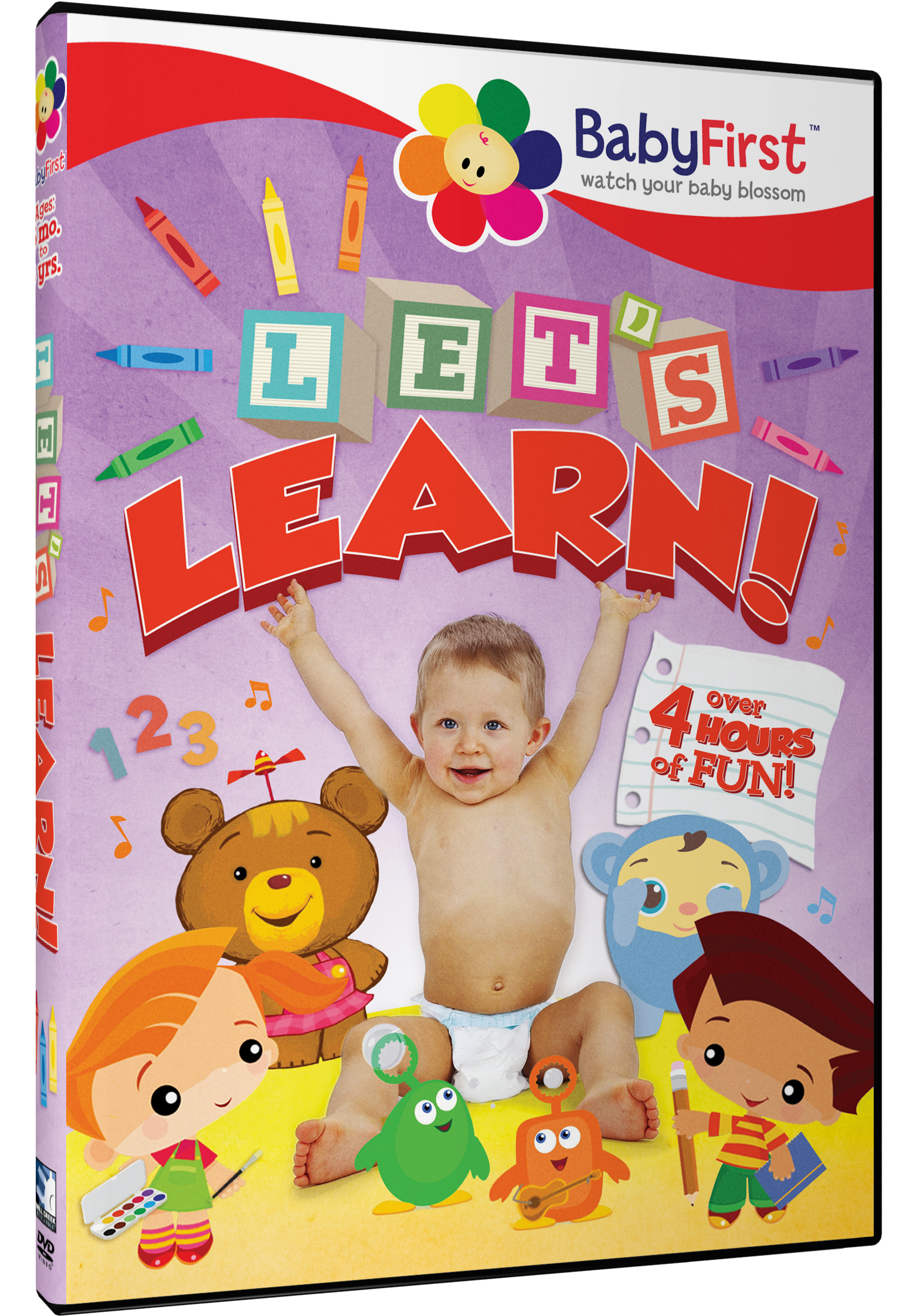BabyFirst - Let's Learn