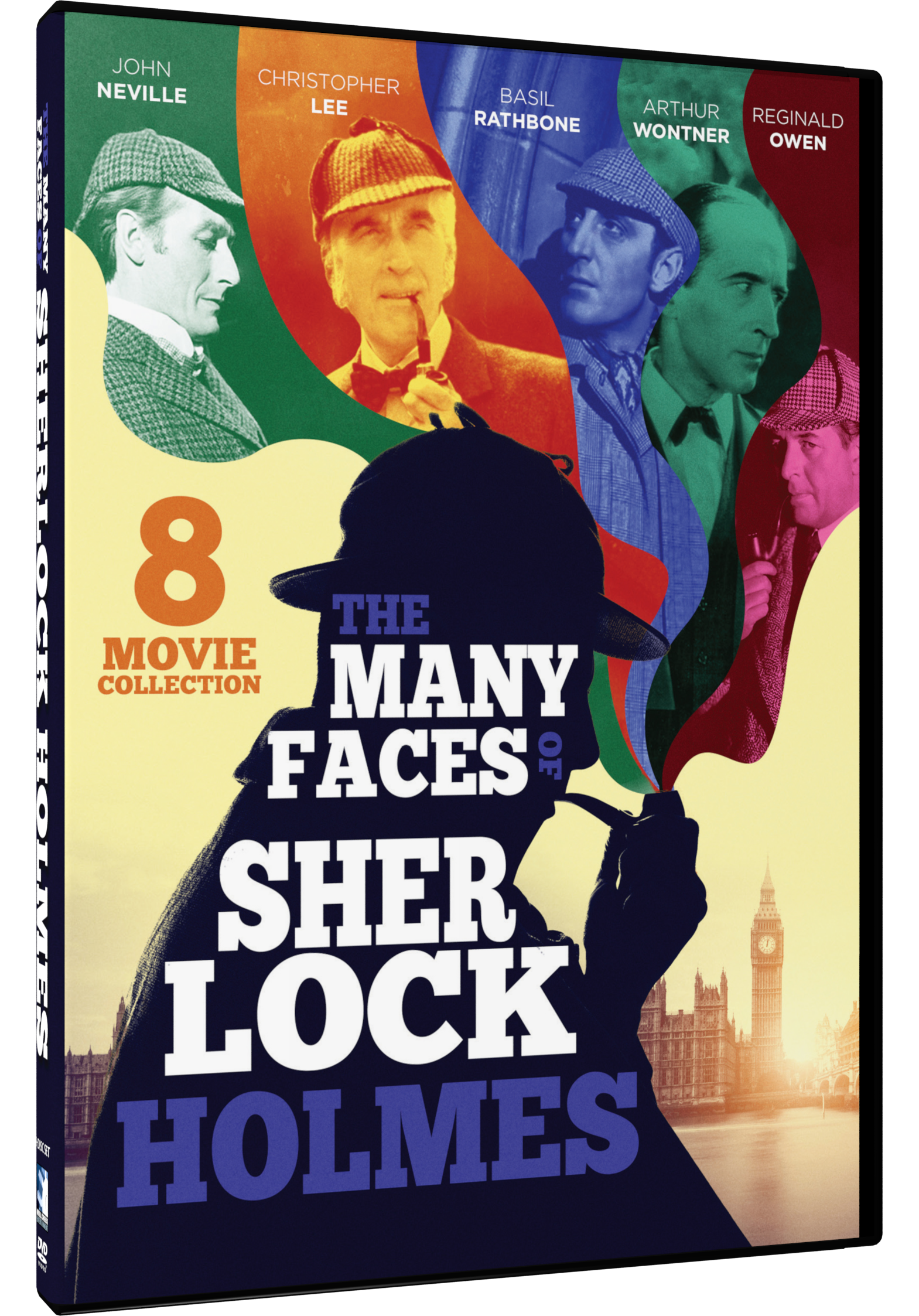 The Many Faces of Sherlock Holmes