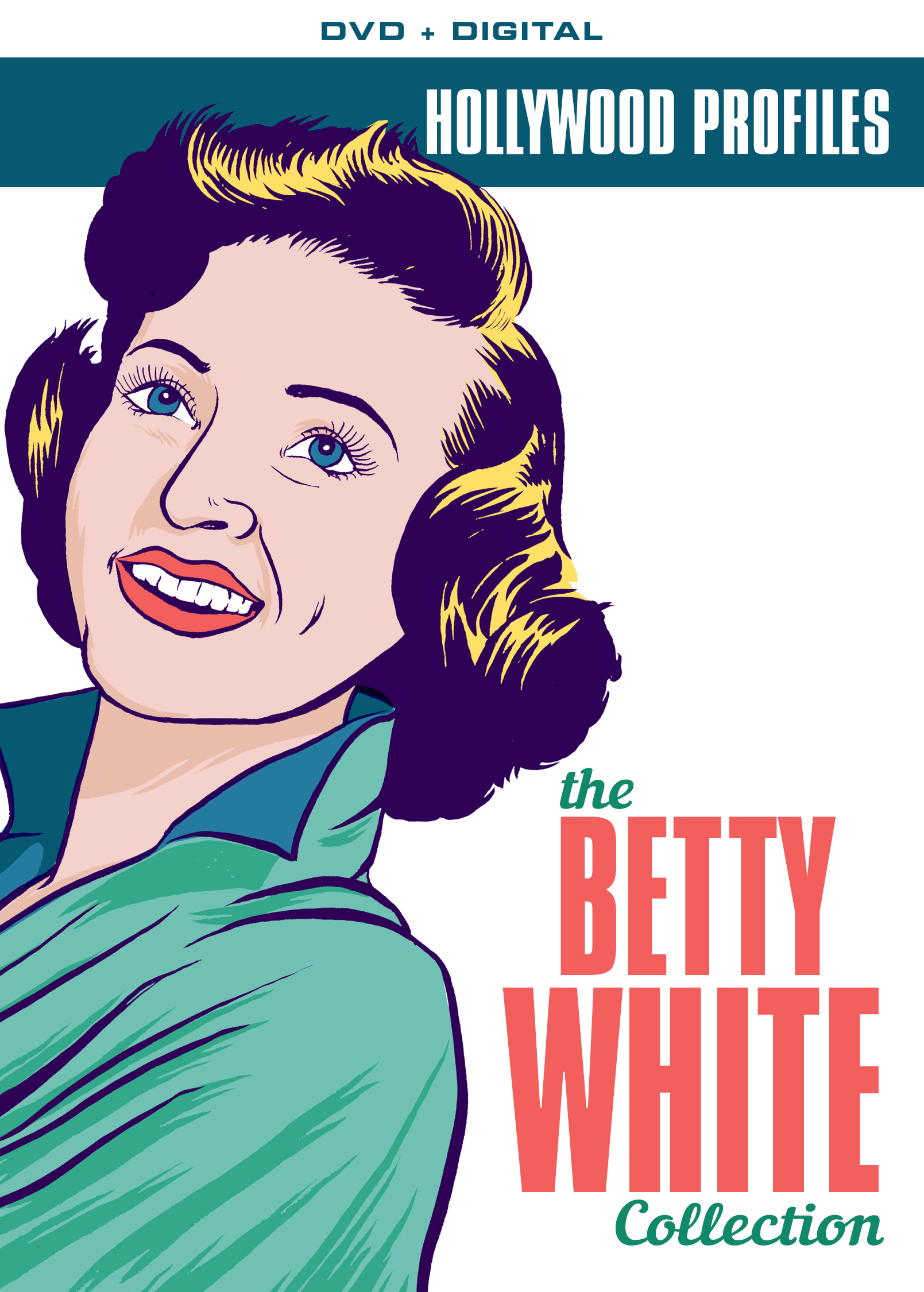 Hollywood Profiles - Betty White
