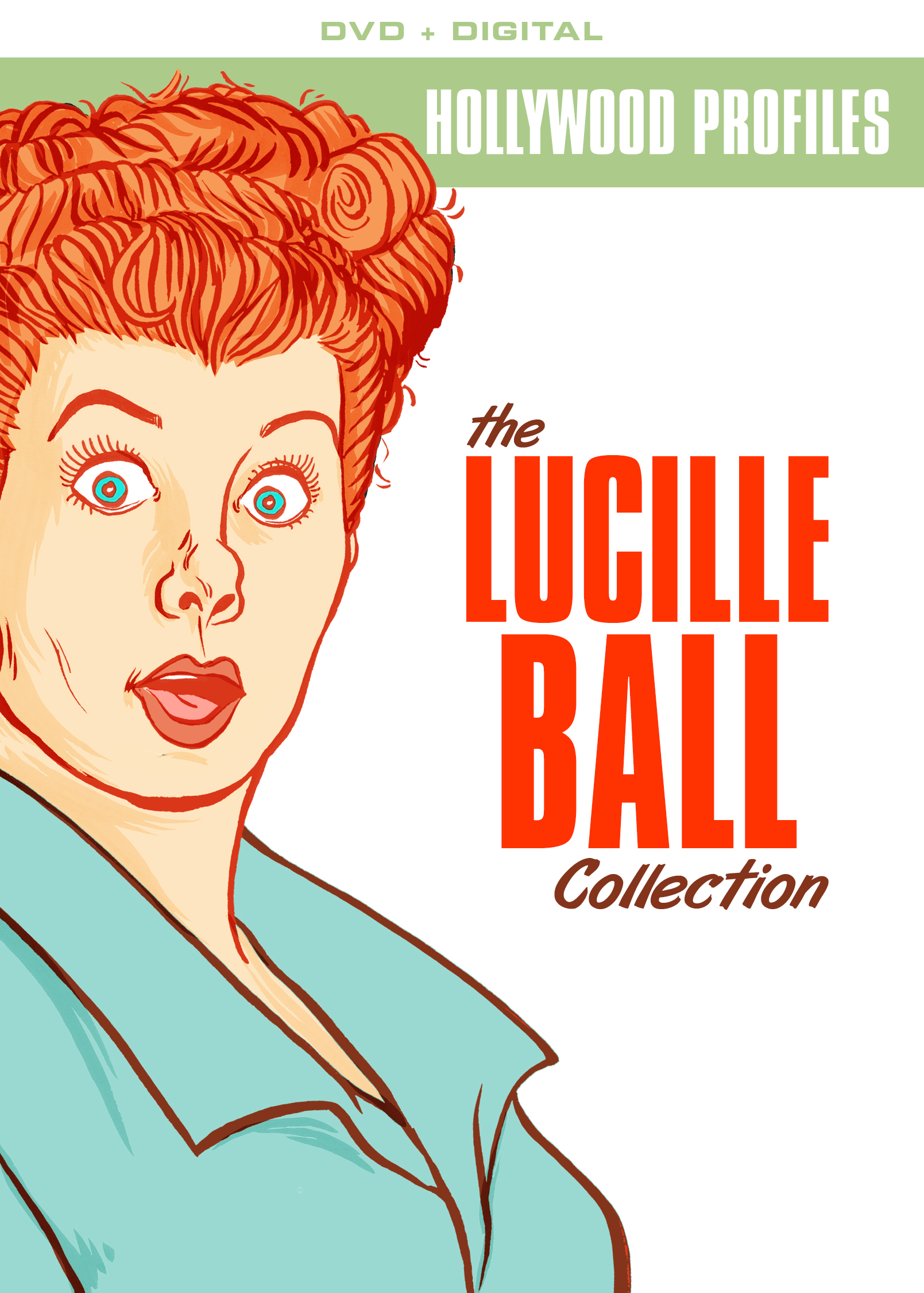 Hollywood Profiles - Lucille Ball