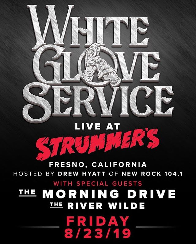 Stoked to finally join forces with our friends @wgsmusic and @theriverwilde. This is one you won't want to miss... . . . #livemusic #feelgoodvibes #strummersfresno #fresnonignts #supportlocal #themorningdrive #tmd