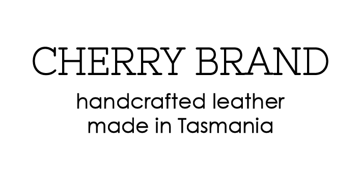 Cherry Brand Leather