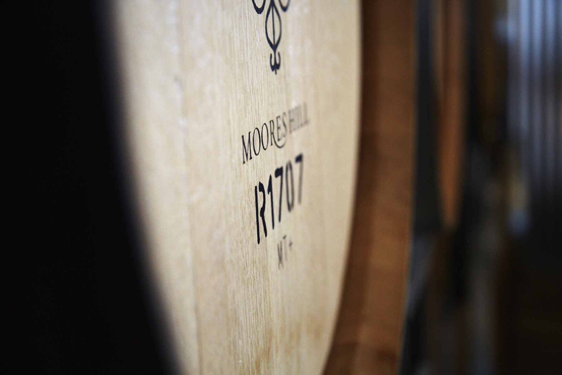 Our Chardonnay is matured in French oak barrels