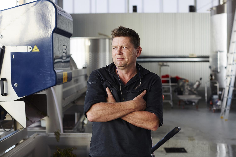 Catch up with winemaker Julian Allport