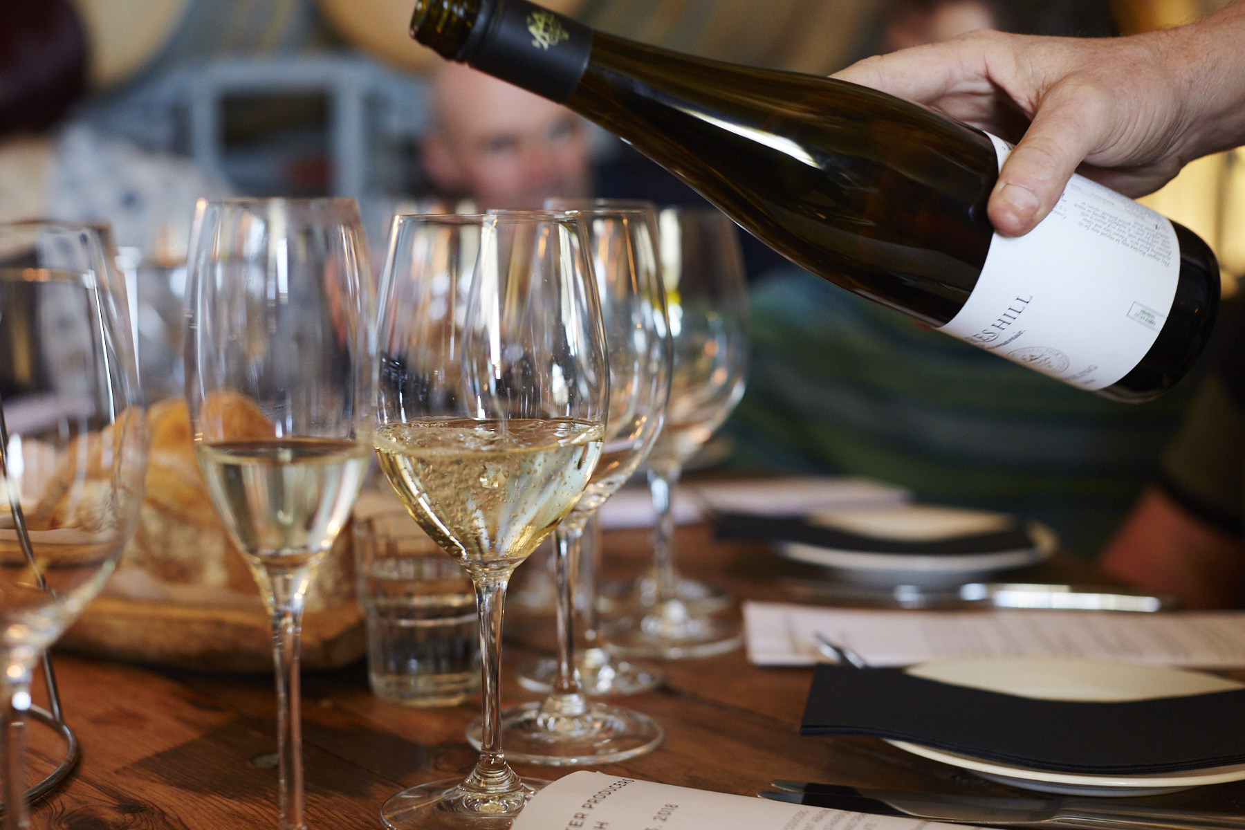 You still need white wines in Winter!