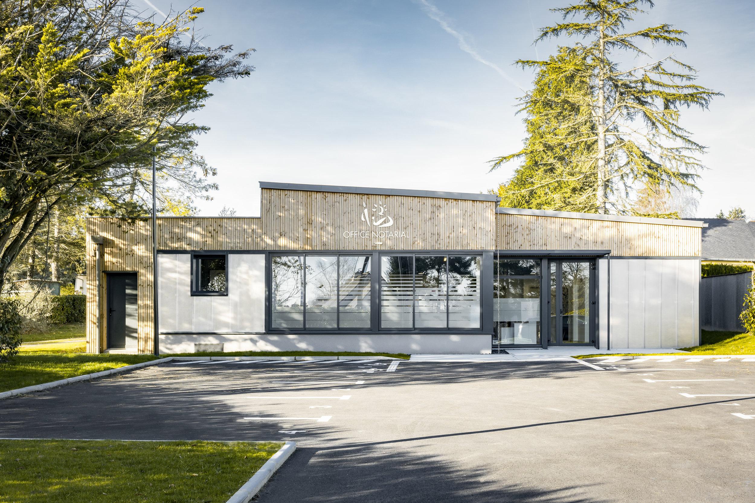 Office Notarial Guémené-Penfao Rennes (35) Maro Architectes construction 1.jpg
