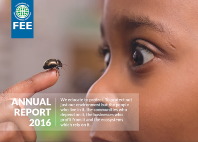 FEE Annual Report 2016 published