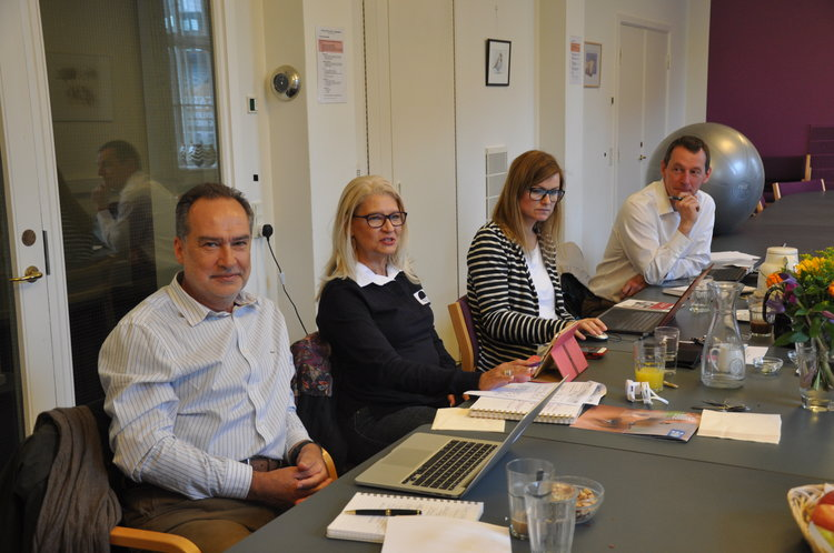 Board of Directors' Meeting in Copenhagen
