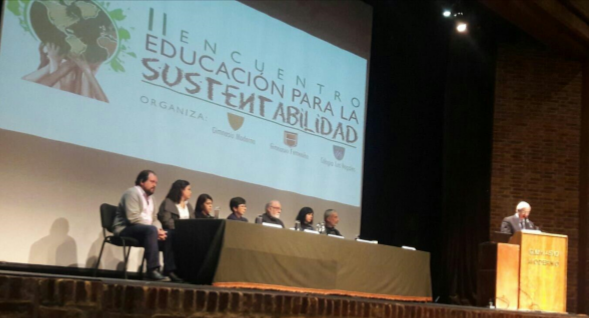 FEE Contributed to Education for Sustainable Development in Bogotá