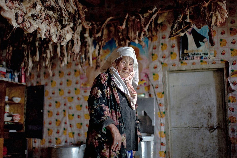 Displaced: Mongolia's Last Kazakh Nomads - Western Mongolia. 2012-13.