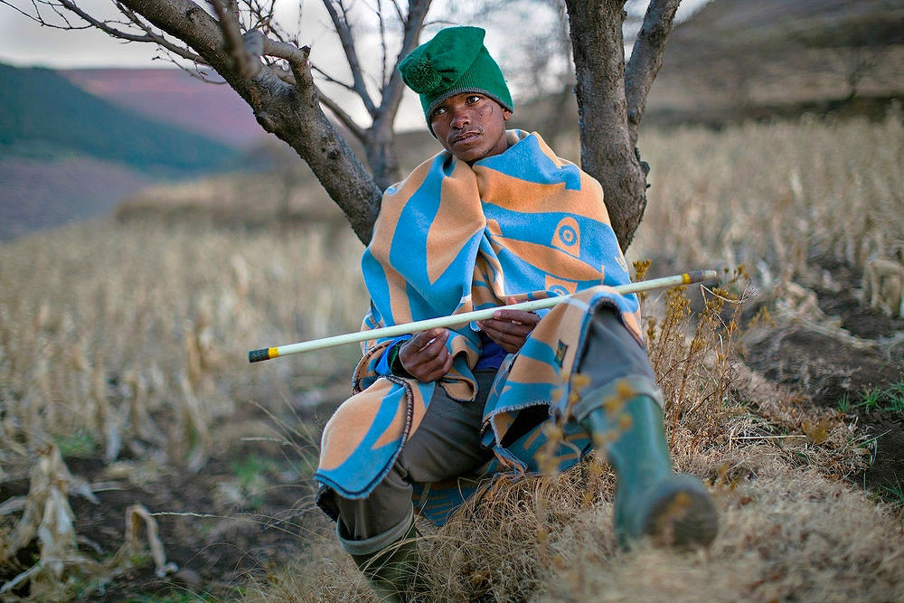 The Herdboys of Lesotho - Lesotho. 2010.
