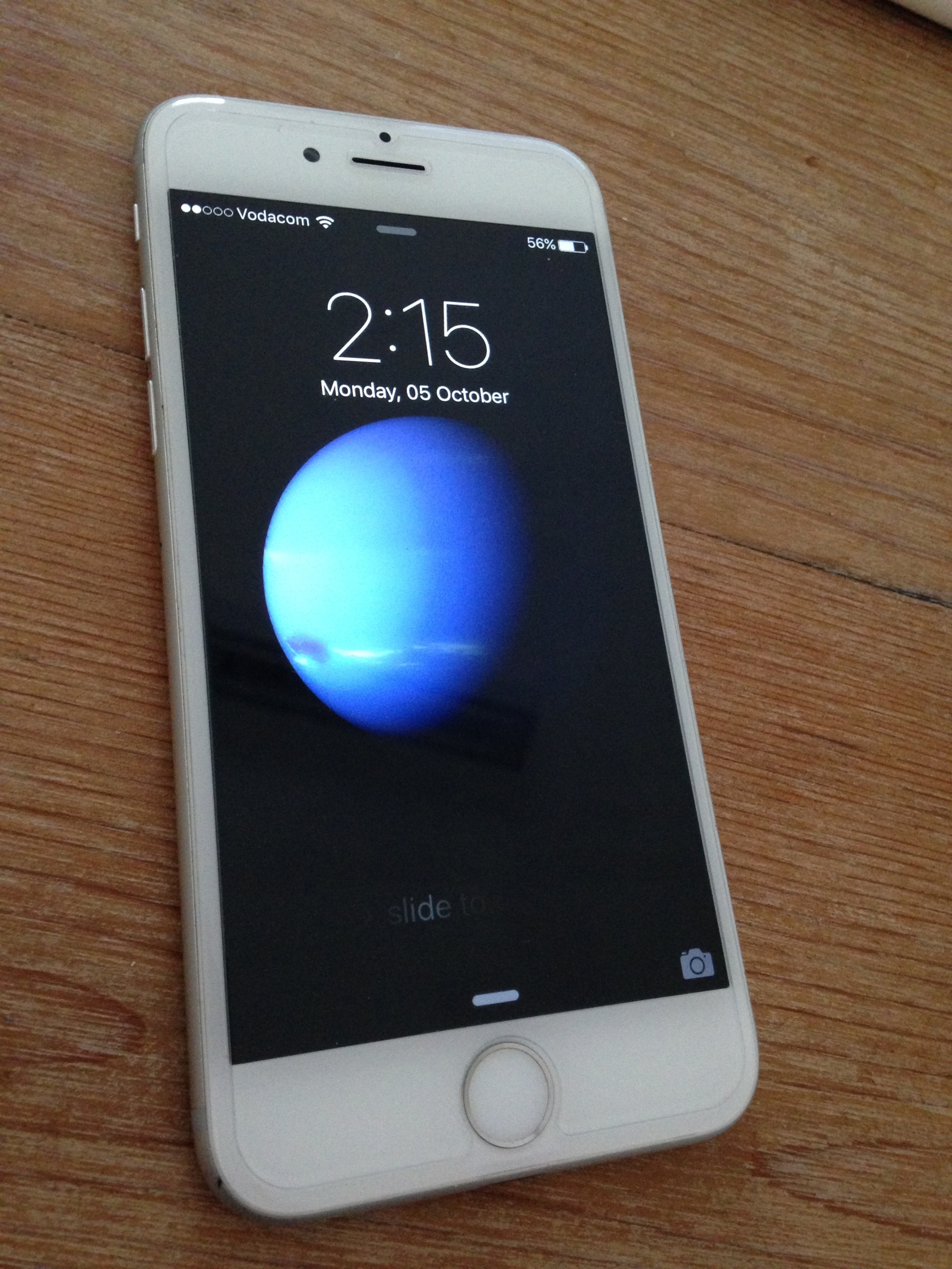 Iphone working LCD