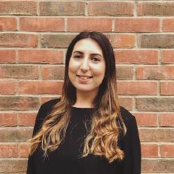 Yasmin Nasli , Programme Officer (London)
