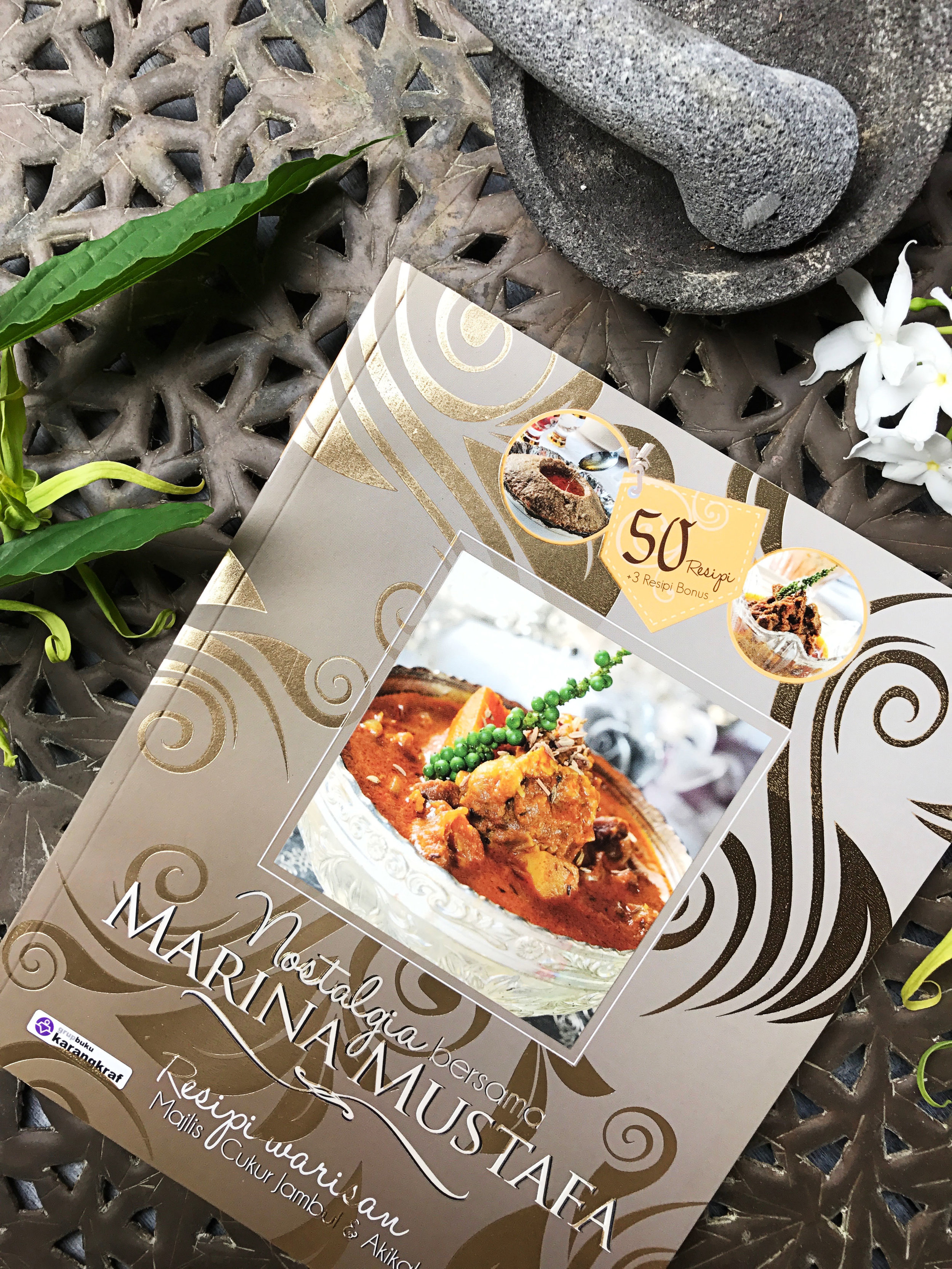 Nostalgia bersama Marina Mustafa - Family heirloom recipes, focusing on the celebratory of Cukur Jambul & Akikah to welcome a newborn into the world.