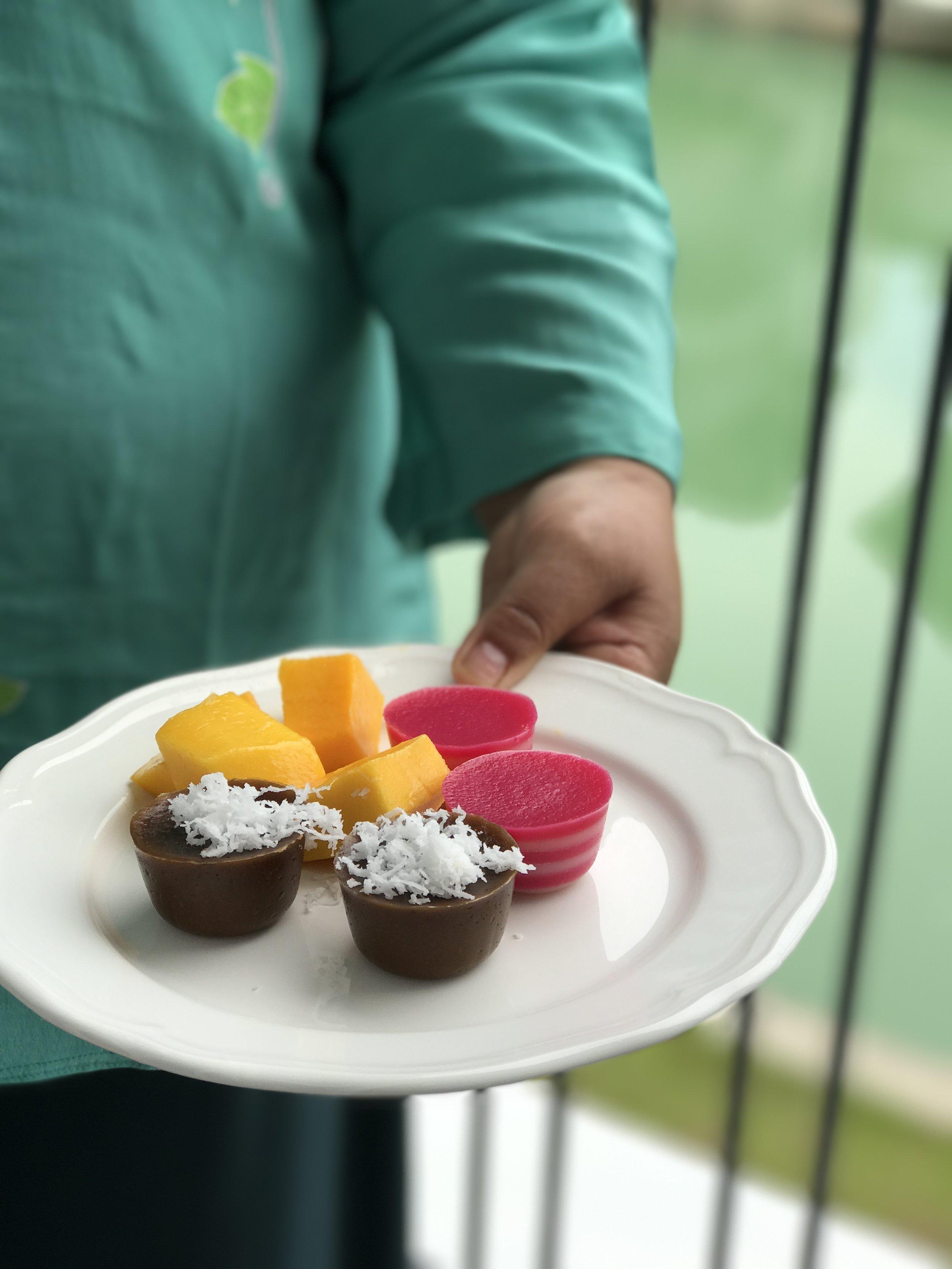 Desserts & Sweets -