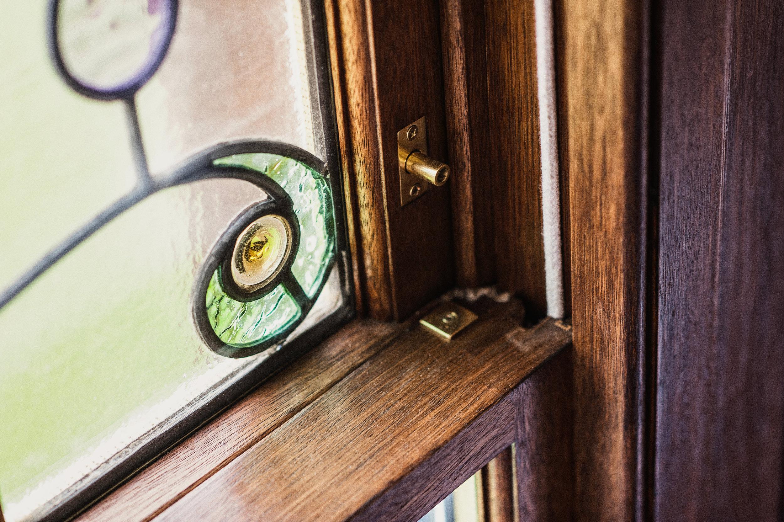 Sash Window Detail