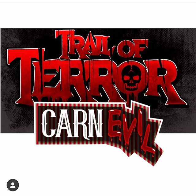 As this Friday the 13th draws to a close & everyone is enjoying the spooky mood don't forget to check out Matthew's other creation Trail of Terror! 👻 This year it's got a creepy carnival theme that you won't want to miss! 🤡☠️ check us out online at www.bufordtrailofterror.com 🎃 or check out @trail.of.terror for more frightening content! #halloween #fridaythe13th #horror #spooky #trailofterror #hallcounty #hauntedhouse #hauntedforest #netherworld #killerclowns #creepy