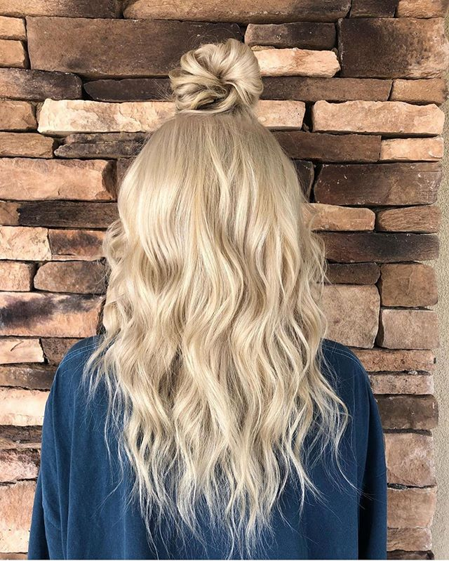 Perfectly colored and perfectly styled! @hairby_tanisha_ kills it every time! 😍🙌 we can style hair for any occasion!! 👏 CALL us at 770-967-9333 or click this link http://matthews-co-salon.com/contact/ ❤️🎨✂️ #MatthewsCoSalon #BraseltonHairSalon #FloweryBranchHairSalon #BufordHairSalon #Hairbrained #Olaplex #BehindTheChair #Artego #Sherocks #AtlantaStylist #GainesvilleHairSalon #ColorMelt #Foilayage #Balayage #LivedInHair #HairPorn #Follow #Hairdresser #CosmoProf #Framar #LicensedtoCreate #Ombre #Mizutani #TaraScissors #SoCapExtensions #BridalHair