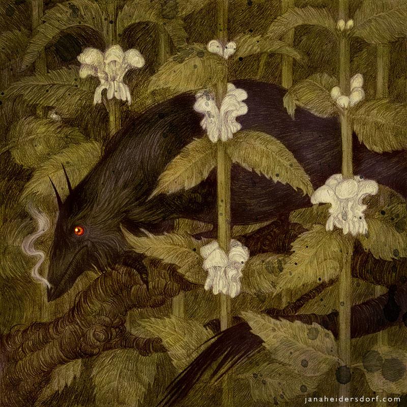 Draco Corvus