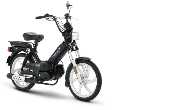 The Tomos Standard XL 25 is part of Tomos Slovenia's diverse product line, and still available for sale in Europe