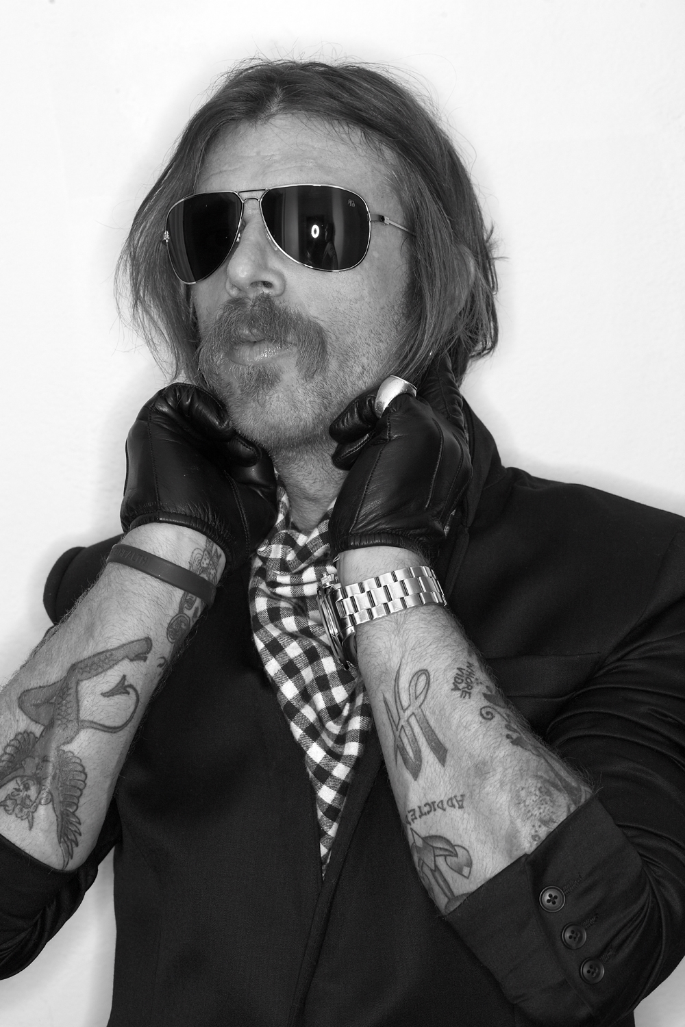 JESSE HUGHES-EAGLES OF DEATH METAL