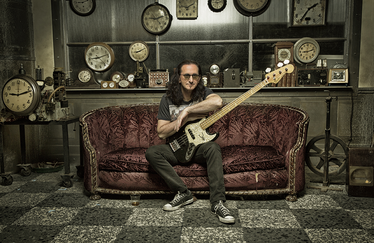 GEDDY LEE-RUSH