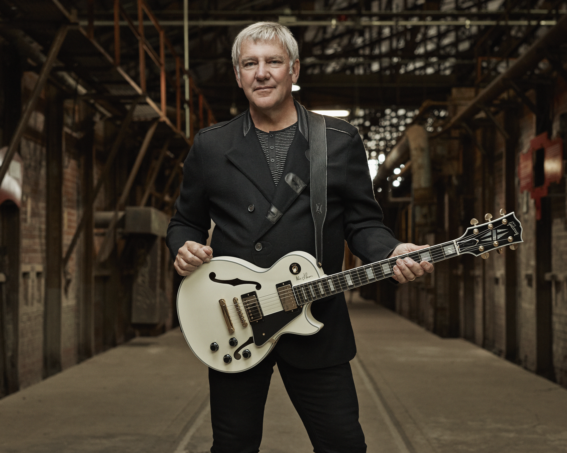 ALEX LIFESON-RUSH