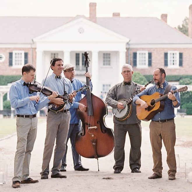 Bluestone Ramblers   Bluegrass Band