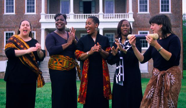 Magnolia Singers    Gullah Spirituals