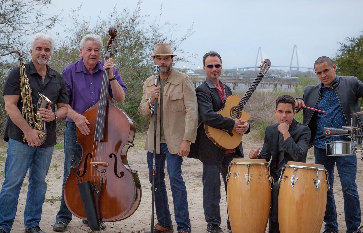 Caja de Cuerdas    7 piece Latin ensemble (available as duo or trio)