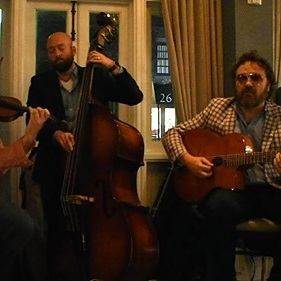 The Hot Club   Acoustic Swing Jazz