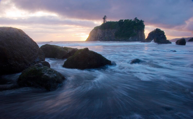 NW Pacific Coast, WA