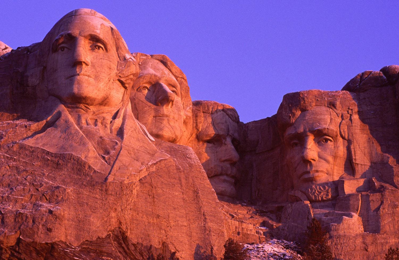 Mt Rushmore National Memorial, SD