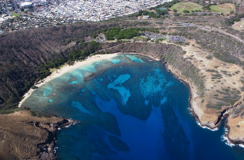 Hanauma Bay, Oahu, HI