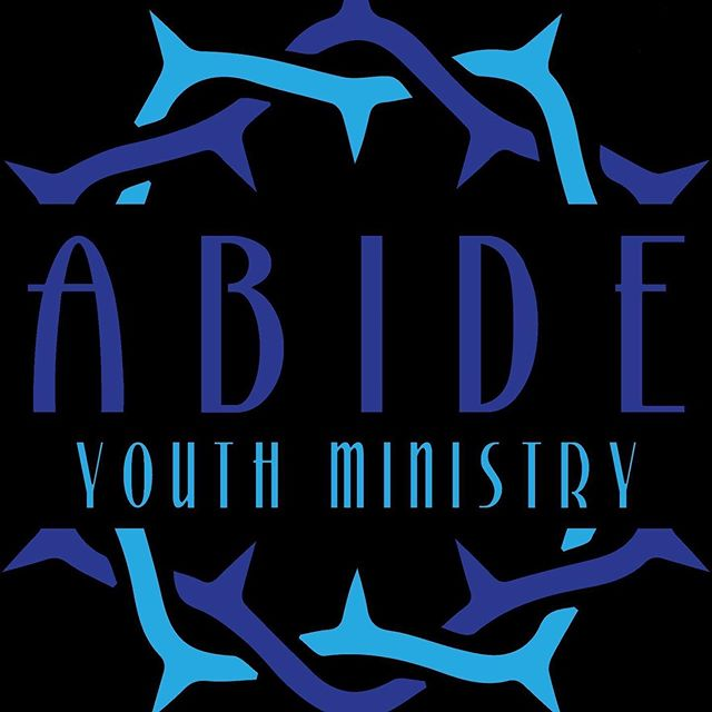 New school year, new logo. See y'all next week, September 8, at 6 pm as we have our fall kick off for youth group.
