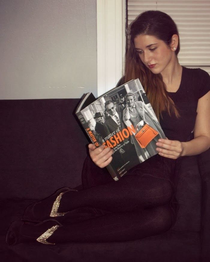 A Matter of Fashion Book Review - Louboutins and Love Fashion Blog