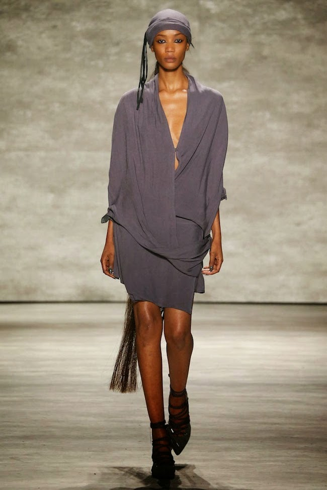 NYFW Nicholas K Fashion Show Summer/Spring 2015  - Louboutins and Love Fashion Blog by Esther Santer