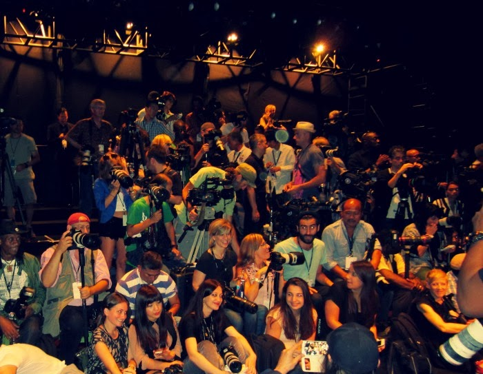 the paparazzi pit
